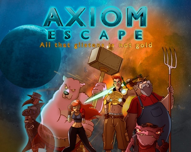Axiom Escape