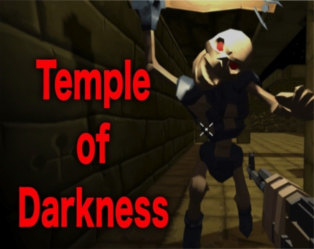 Temple Of Darkness cover image
