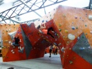Of course, there were some climbing sessions! Carlos, your fault! ;)