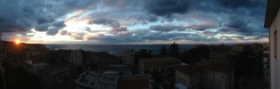 The view from my balcony!