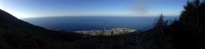Climbing Stromboli